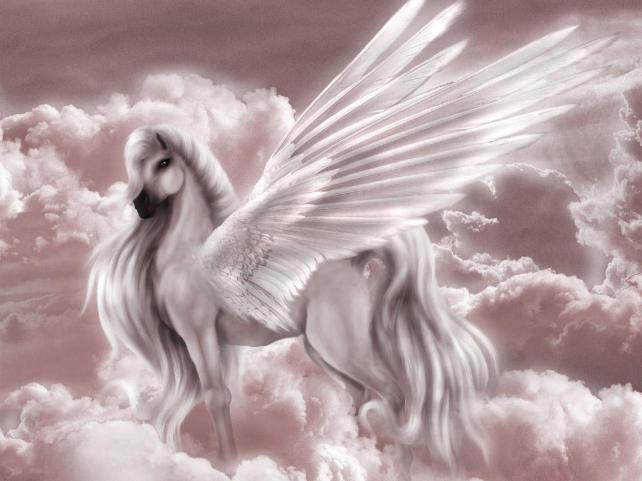 Pegasus-Unicorn-fantasy-animal